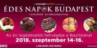 Sweet Days fair Budapest
