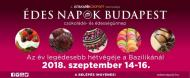 Édesnapok Budapest